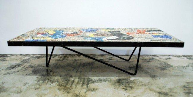 24: Mosaic Coffee Table