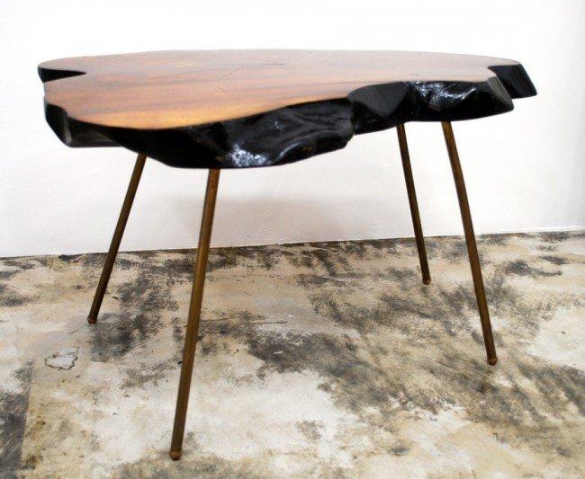 186: Carl Aubock Table