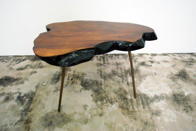186: Carl Aubock Table - 2