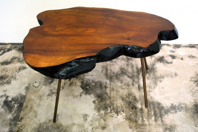 186: Carl Aubock Table - 3