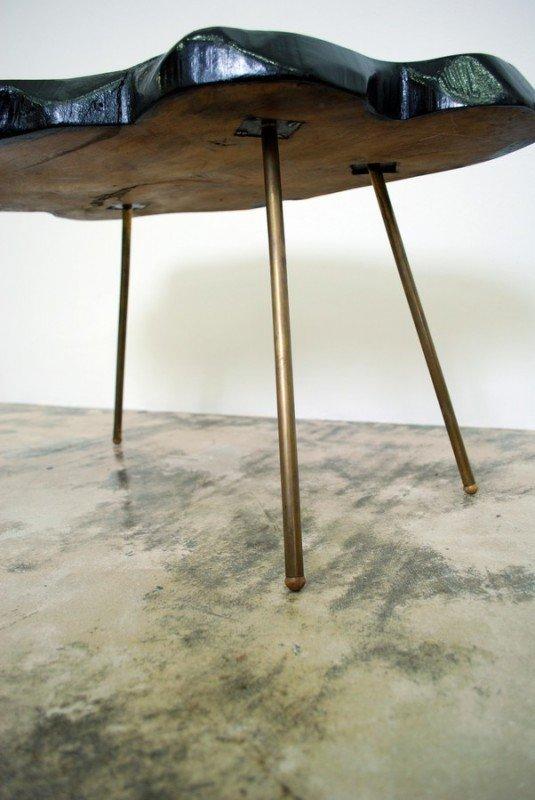 186: Carl Aubock Table - 4