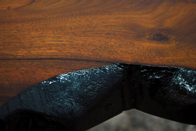 186: Carl Aubock Table - 5