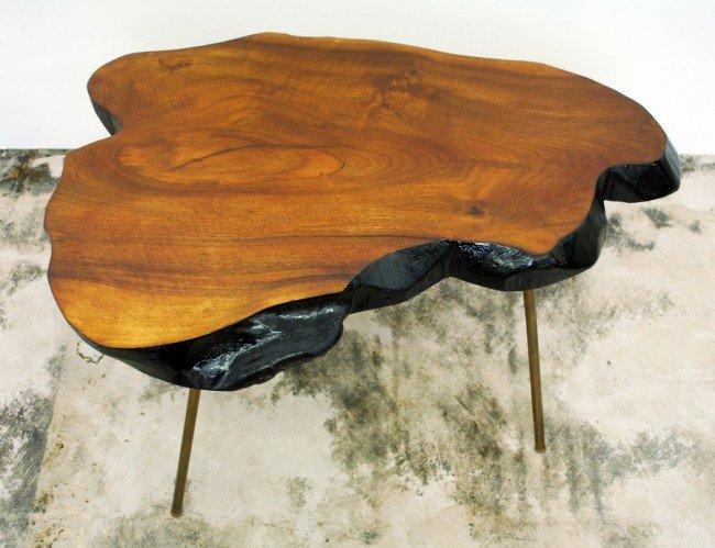 186: Carl Aubock Table - 6