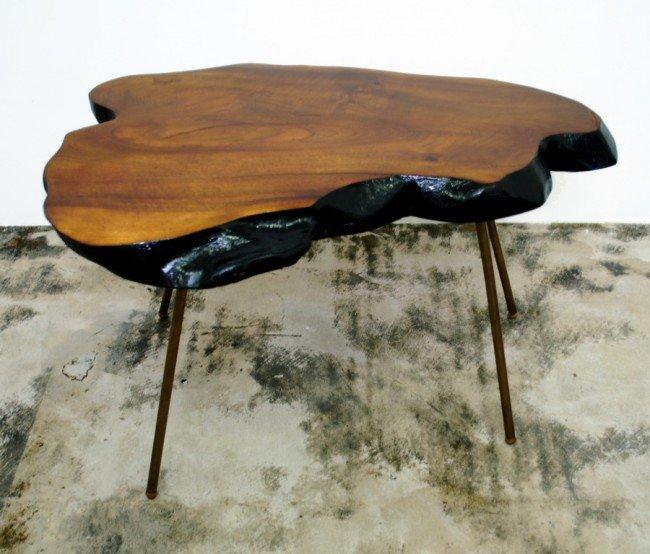 186: Carl Aubock Table - 7