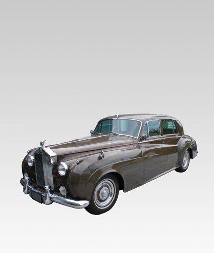 245C: 1961 Rolls-Royce Silver Cloud II