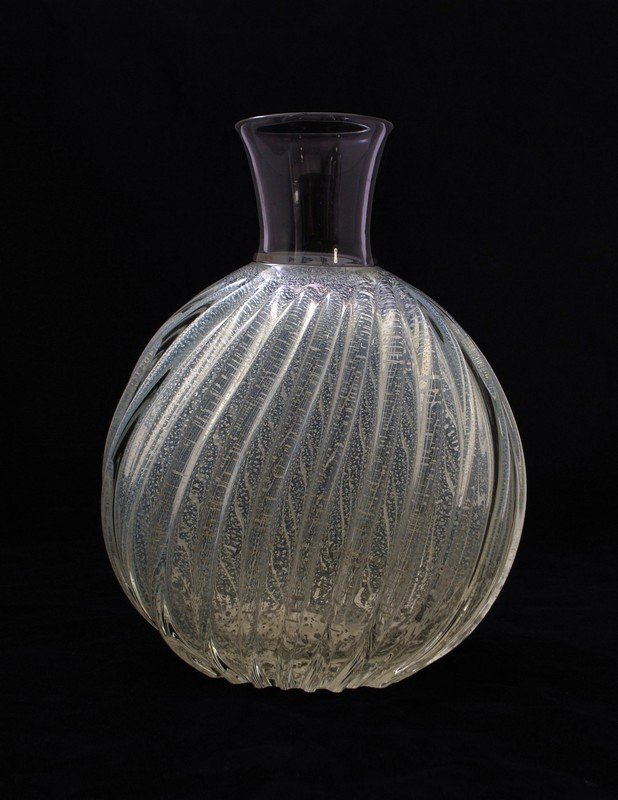 12: Murano Vase by Archimede Seguso