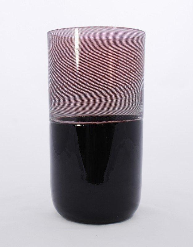 "44: Murano ""Incalmo"" Vase by Tapio Wirkkala"