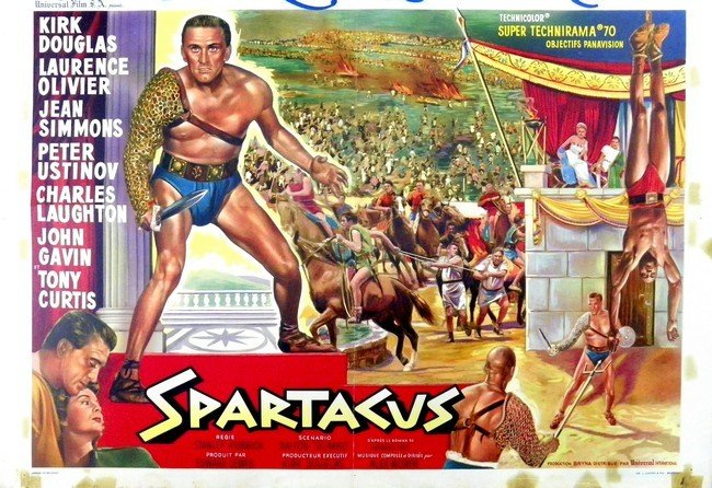 spartacus movie review essay The spartacus war book review essay in the beginning of the movie spartacus is very docile in this essay i will discuss the way spartacus.