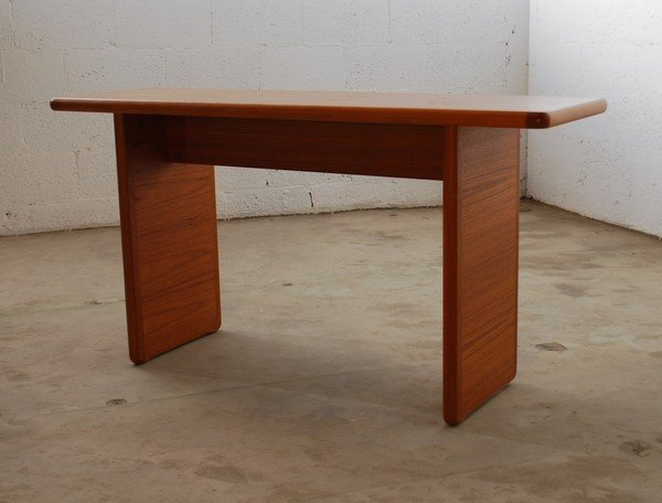 8: Danish Modern Console Table