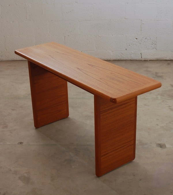 8: Danish Modern Console Table - 2