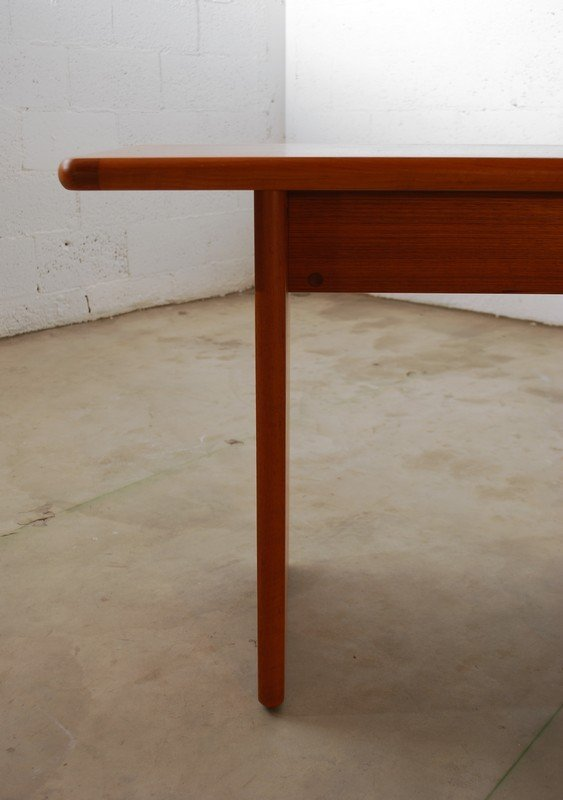 8: Danish Modern Console Table - 5