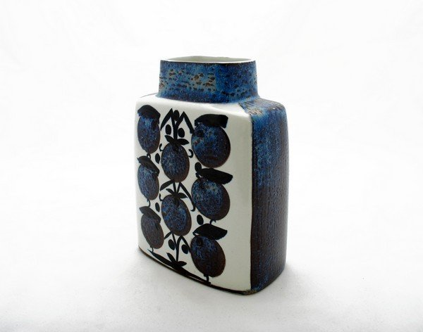 19: Royal Copenhagen Faience Vase