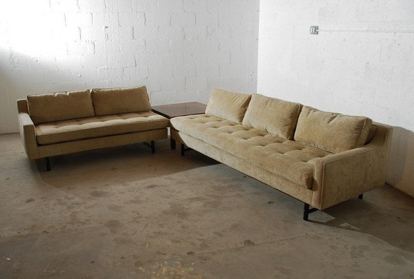 Quality Sectional Sofa & Corner Table Directional