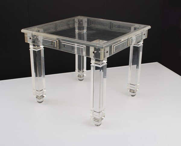 12: Game Table, Manner of Hollis Jones