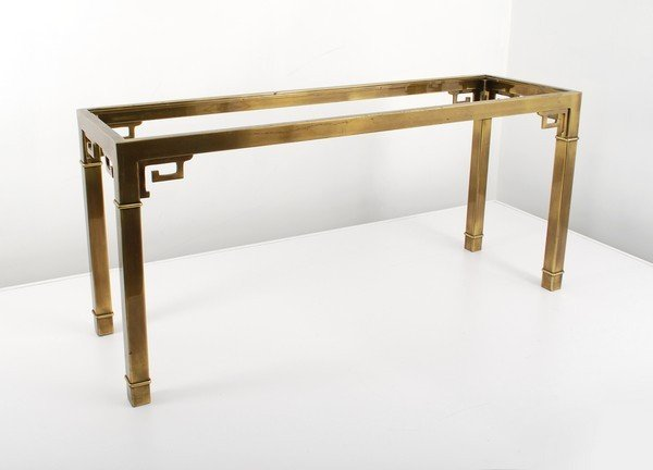 20A: Mastercraft Console Table