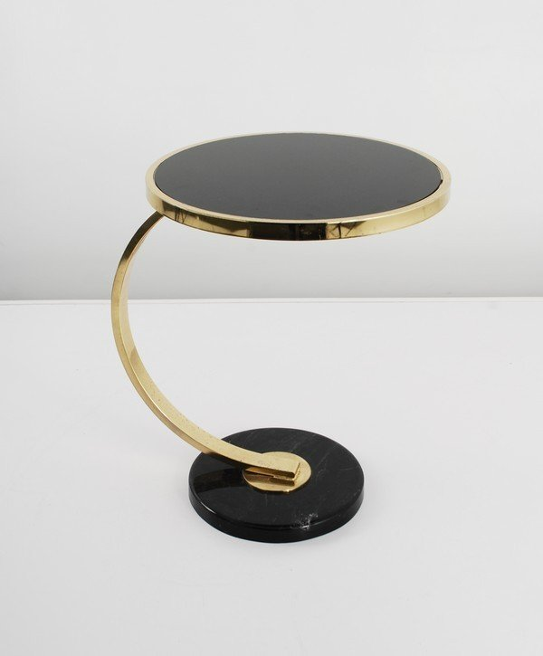 23: DIA Marble End/Side Table