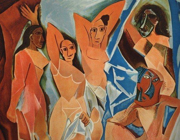 """57: Pablo Picasso Exhibition Poster, """"Le Cubisme"""", 1953 - 3"""