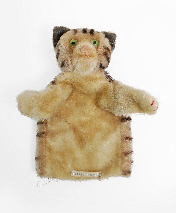 385: 6 Vintage Steiff Hand Puppets, Rabbit - 3