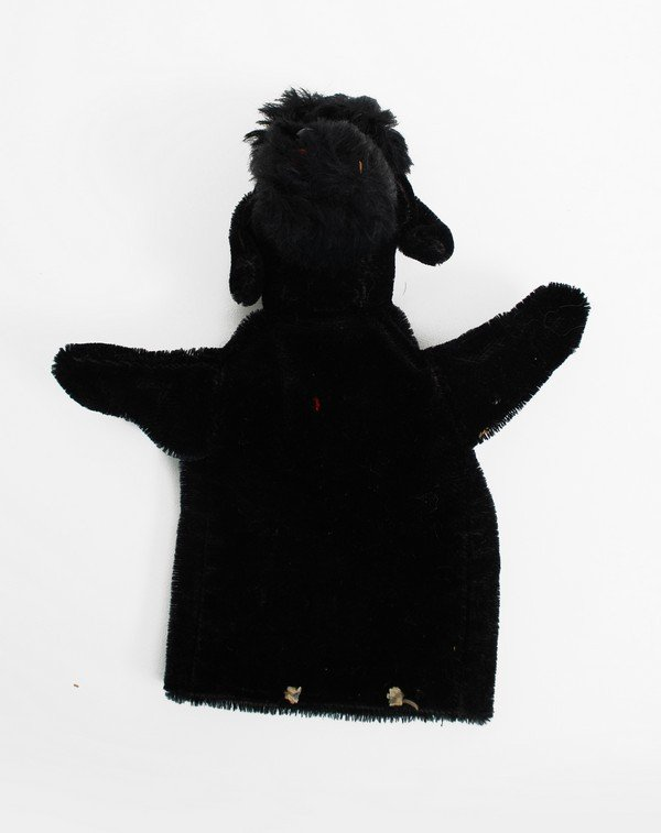 385: 6 Vintage Steiff Hand Puppets, Rabbit - 8
