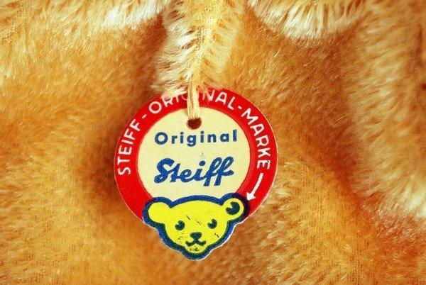 385: 6 Vintage Steiff Hand Puppets, Rabbit - 9