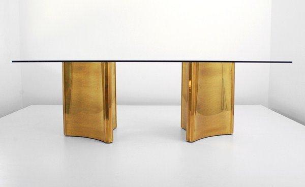 28: Mastercraft Column Dining Table