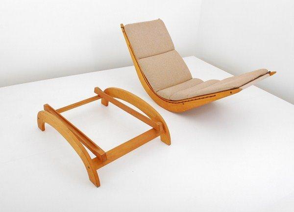61: Zero Gravity Rocking Chair - 5