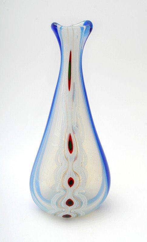 "96: Large ""Murrina"" Vase by Anzolo Fuga"