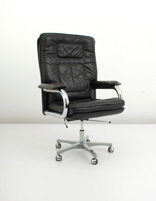 104: Mariani Executive Leather Chair