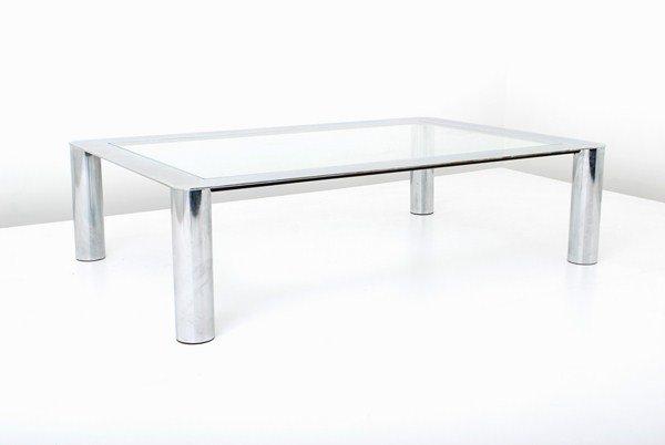 110: Mazza & Gramigna Cocktail Table