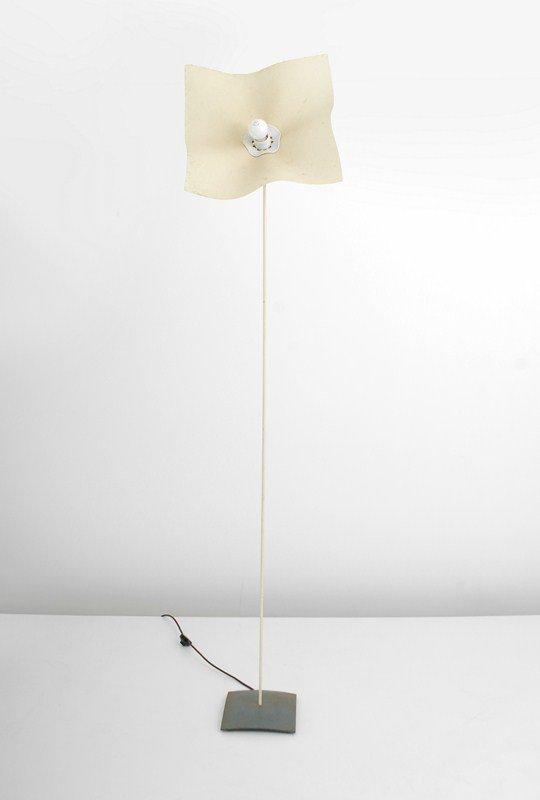 114: Mario Bellini Floor Lamp - 5