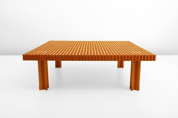 """116: """"Kyoto"""" Cocktail Table by Gianfranco Frattini"""