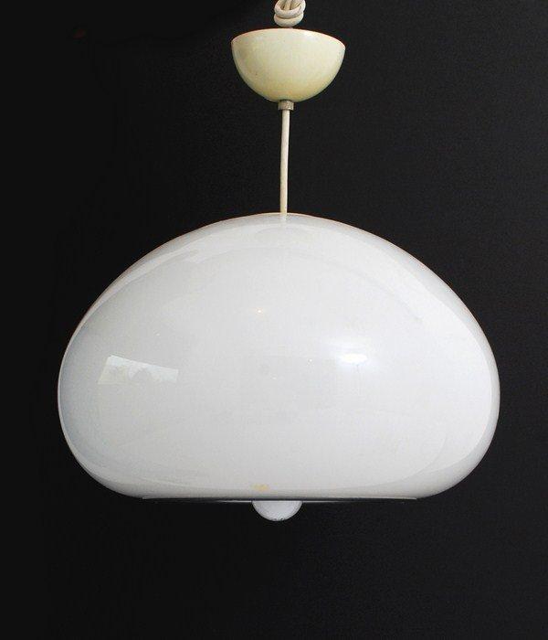 """123: Castiglioni """"Black & White"""" Hanging Light"""