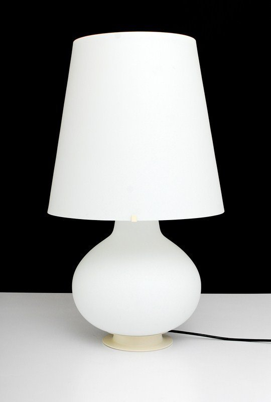 125: Pair of Fontana Arte Lamps