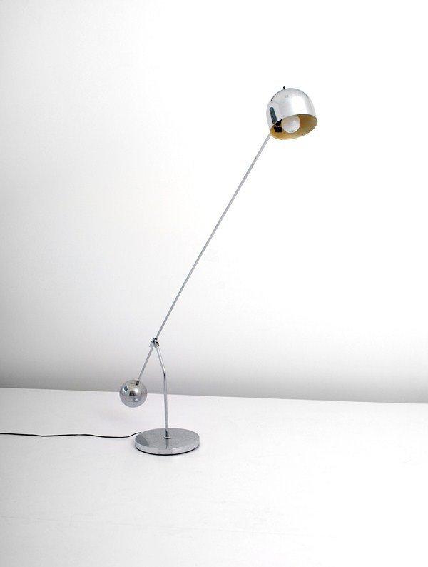 199: Adjustable Lamp by Robert Sonneman