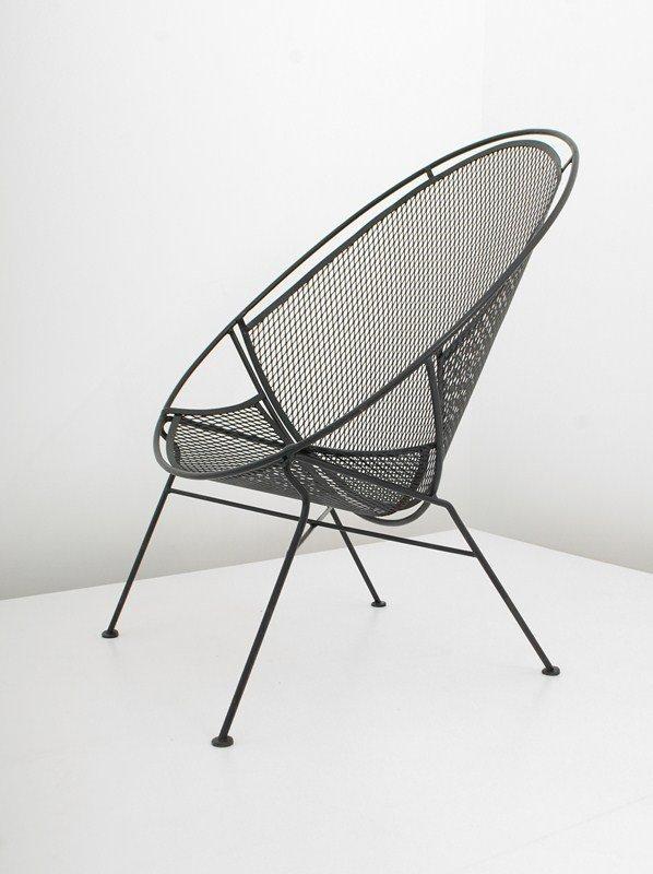 469: Rare Pair of Salterini Chairs - 6