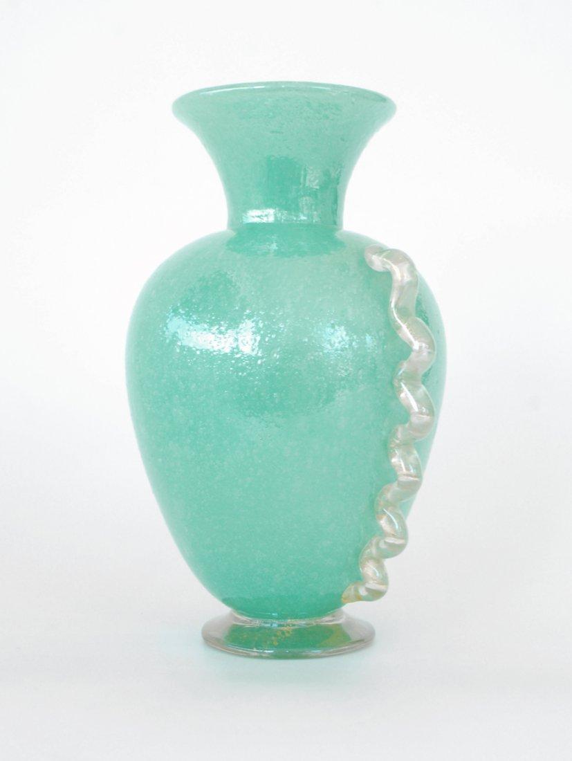 """338A: Rare """"Pulegoso"""" Vase by Napoleone Martinuzzi - 2"""