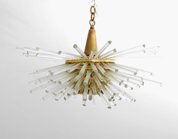 """177: Rare Bakalowits & Sohne """"Miracle"""" Chandelier - 2"""