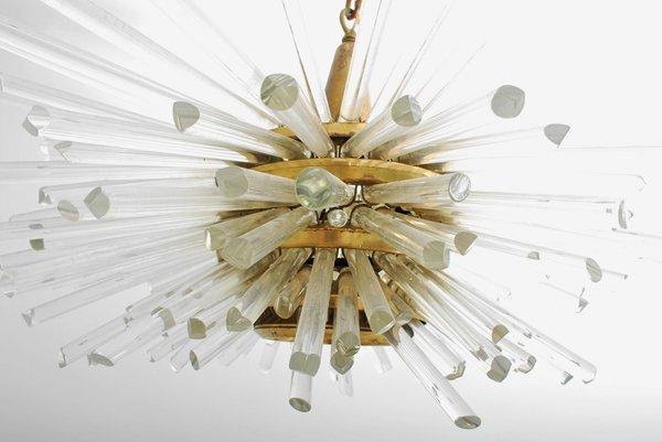 """177: Rare Bakalowits & Sohne """"Miracle"""" Chandelier - 3"""
