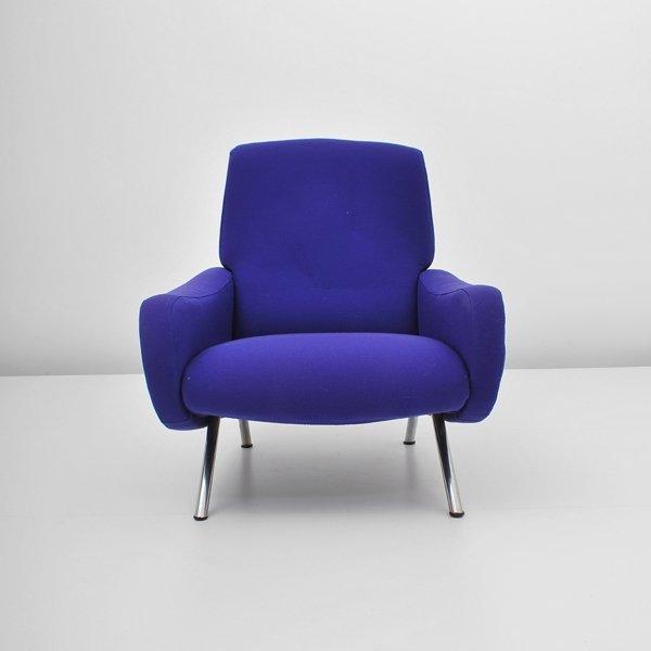 """192: Marco Zanuso """"Lady"""" Lounge Chair"""