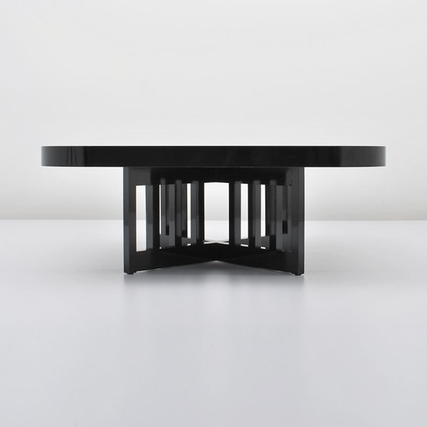 193: Richard Meier Cocktail Table, Limited Production