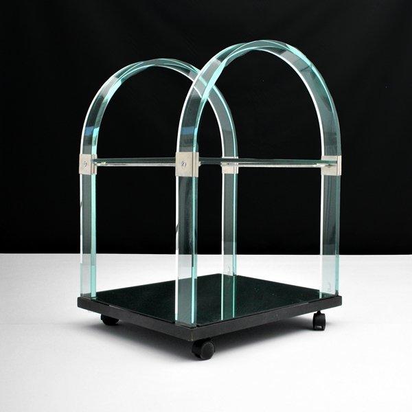 195: Italian Bar Cart by Fiam