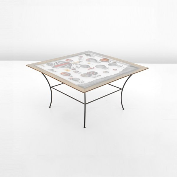 197: Piero Fornasetti Table