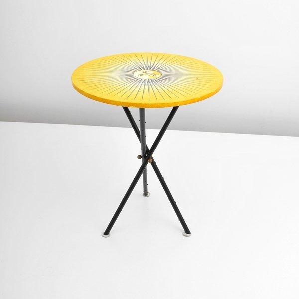 198: Piero Fornasetti Table