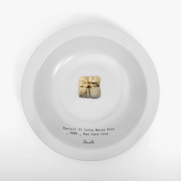 """204: """"Ravioli Di Tonno Marco Polo…"""" by Christo"""