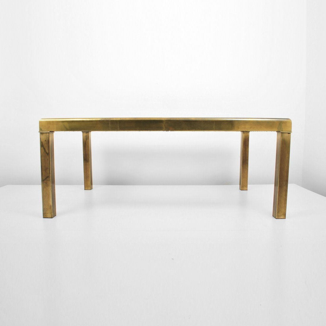 Mastercraft Brass Dining Table