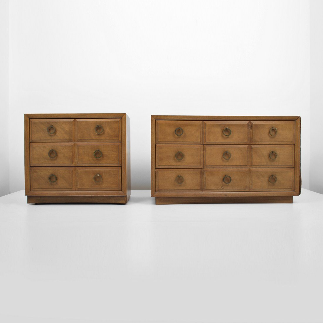 Pair of T.H. Robsjohn-Gibbings Dressers