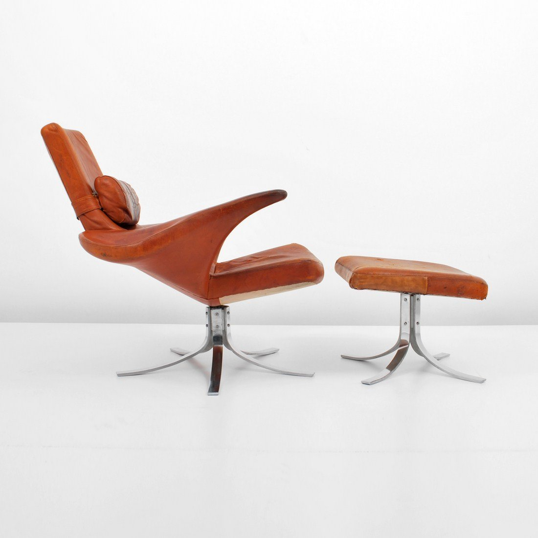 """Seagull"" Lounge Chair by Berg & Eriksson"