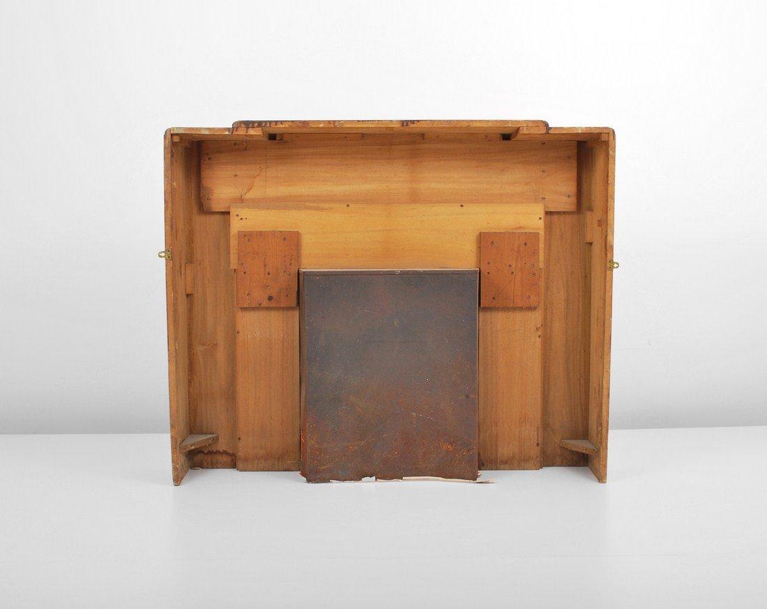 Art Deco Fireplace Mantel - 3
