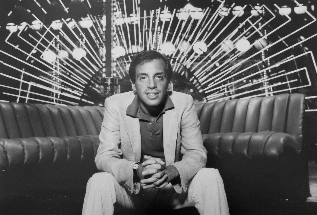 2: Steve Rubell at Studio 54 Photo