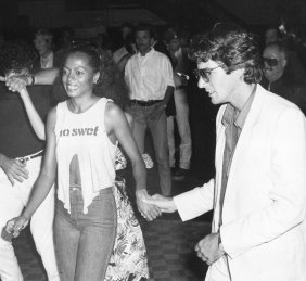 6: Ross, Gere, Rubell, Studio 54 Photos
